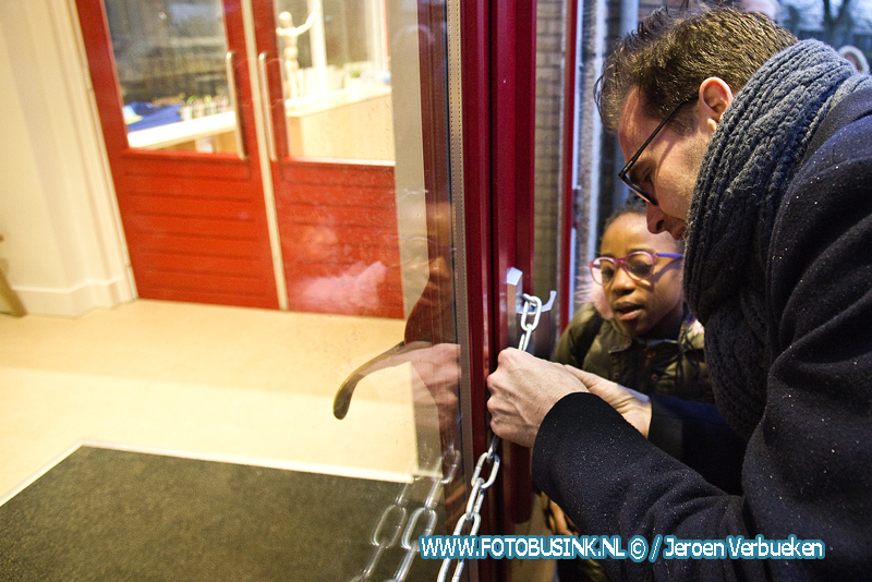 Heropening van IKC de Fontein locatie Wielwijk in Dordrecht.