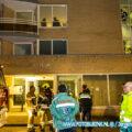 Hulpdiensten massaal opgeroepen voor brandmelding