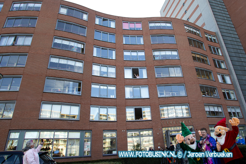 Live muziek voor de bewoners van Het Sterrenwiel in Dordrecht