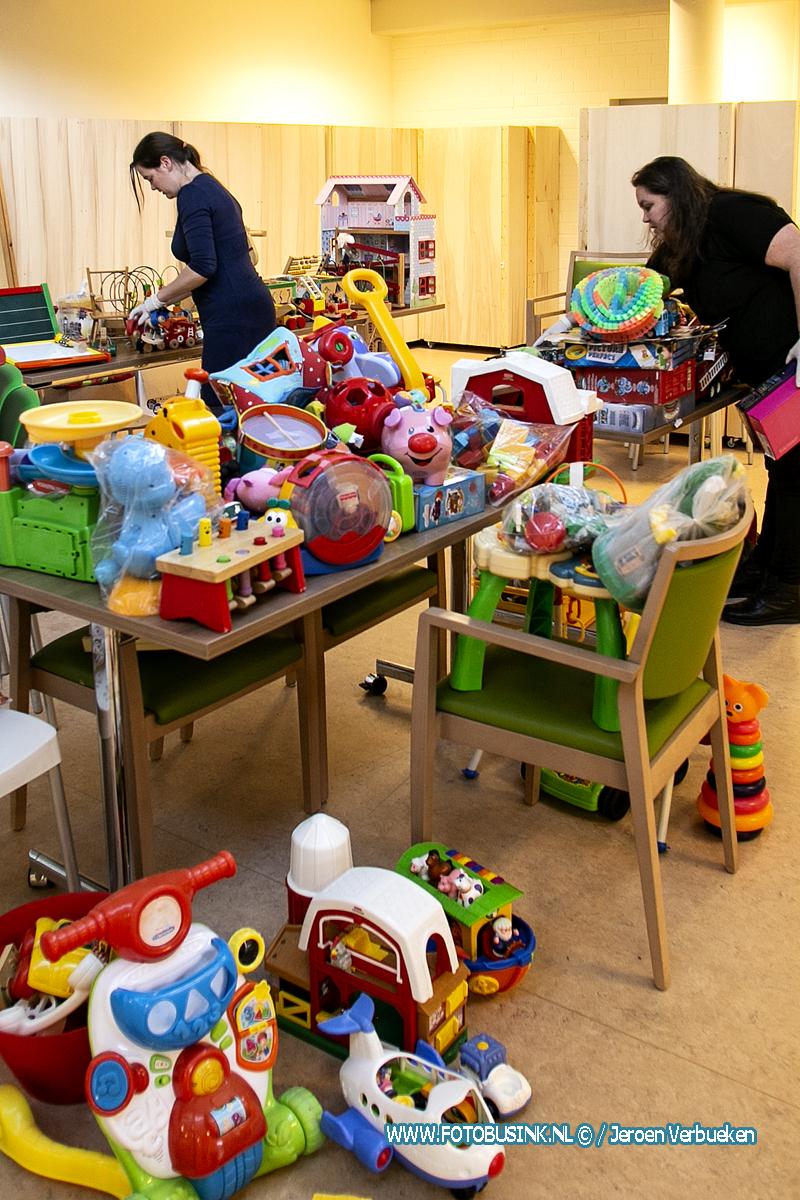 Speelgoed doneren aan Speelotheek Pip & Zo voor gezinnen waar niets of niet zoveel speelgoed is.