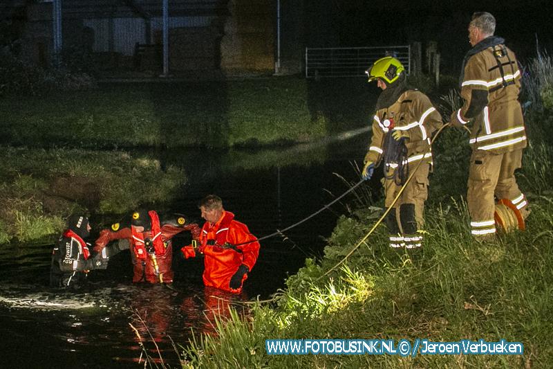 Wederom ernstig eenzijdig ongeval in Bleskensgraaf.