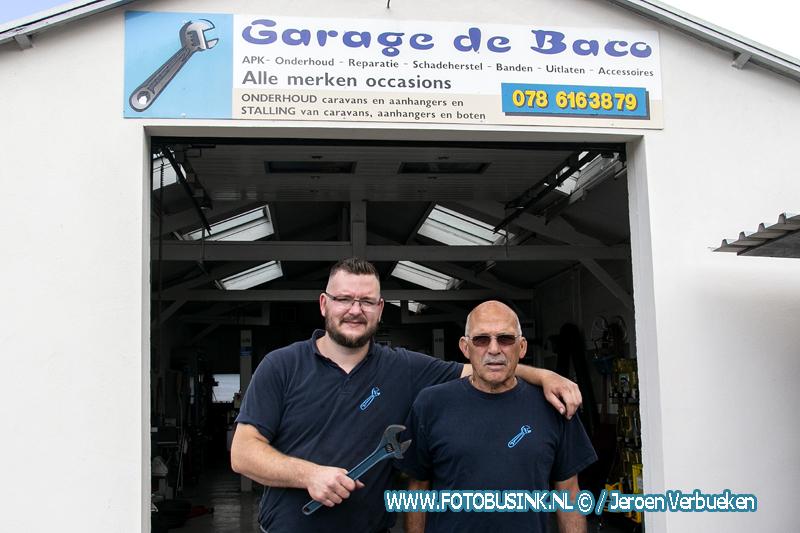 Garagebedrijf De baco aan de Grevelingenweg wisselt van mede-eigenaar.