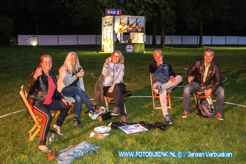 Palm Parkies in de Biesbosch met Handsome Poets.
