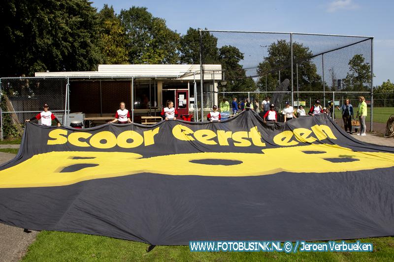 BOB in de Sportkantine bij HSV Zwijndrecht.