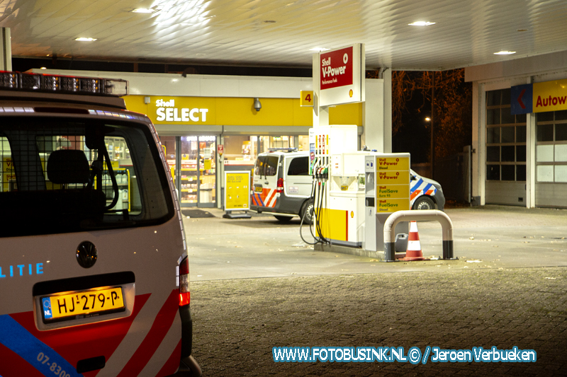 Poging overval Shell Wielwijk.
