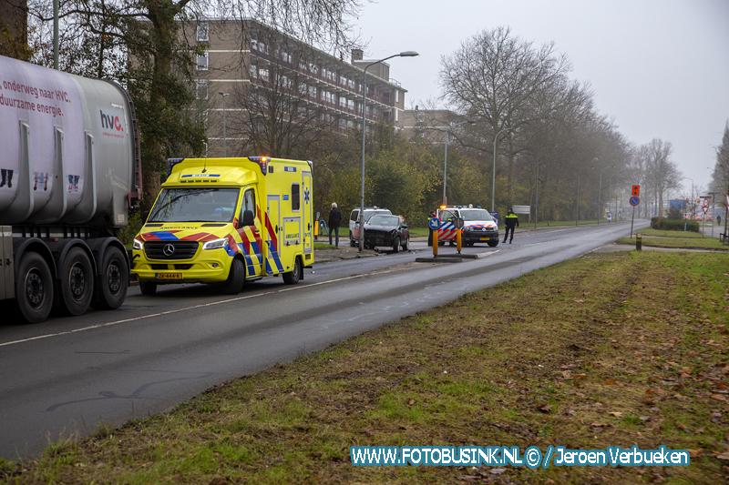 Aanrijding letsel Baanhoekweg Dordrecht
