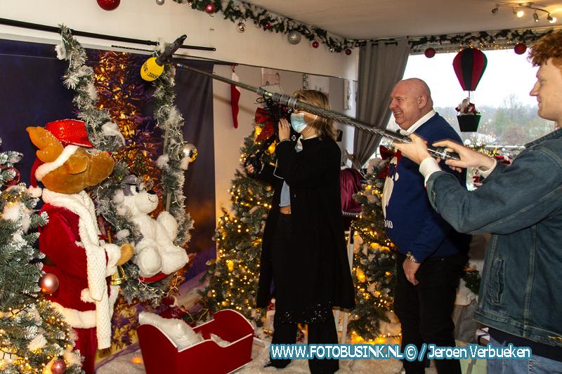 5 Uur Show op bezoek bij Dordtse Kerstfotograaf.