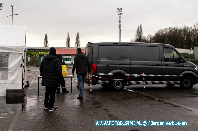 Inleverdag in Dordrecht leverde 51 kilogram vuurwerk op.