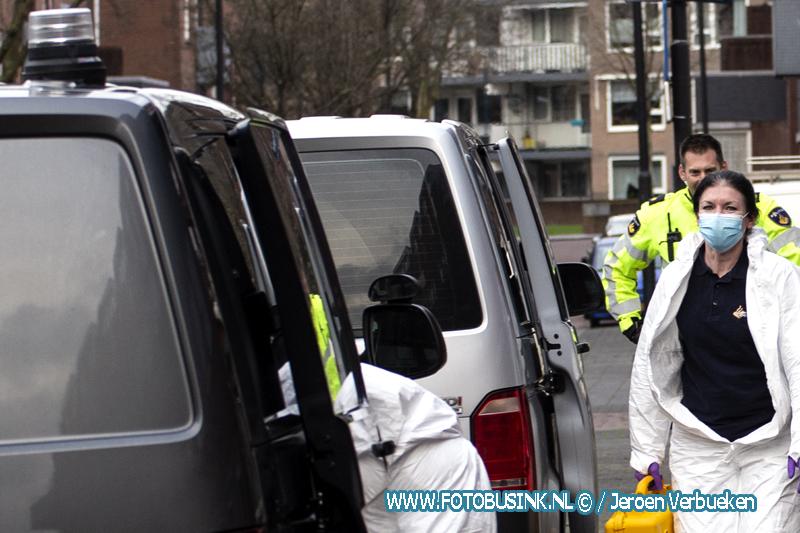 Echtgenoot onschuldig na aantreffen overleden vrouw in Dordrecht.
