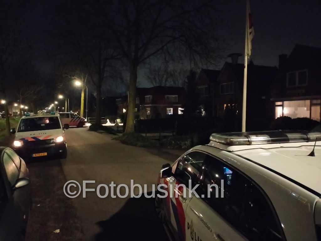 Melding schietpartij Reeweg Zuid Dordrecht
