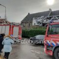 Zolderbrand Rotterdamseweg Zwijndrecht