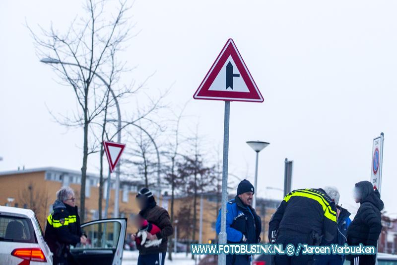 Jongen aangehouden na steekincident in Hendrik-Ido-Ambacht.