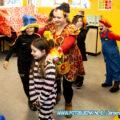 Carnavalsfeest op Zwijndrechtse basisschool.