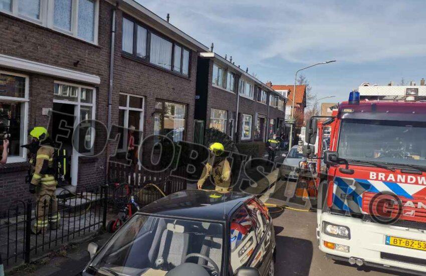 Keukenbrand koldeweystraat Dordrecht
