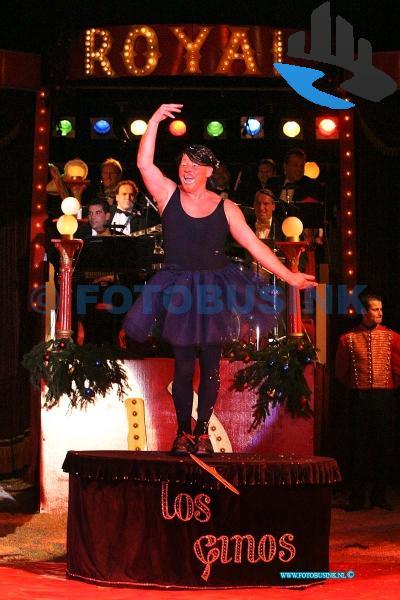 Jongste telg van de Fam. Teuteberg wil Het Dordtse Circus Royal nieuw leven in blazen.