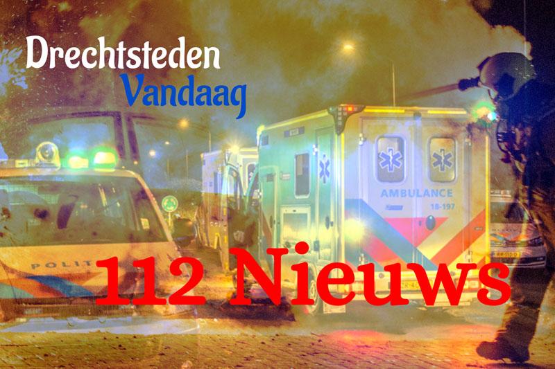 DrechtstedenVandaag laatste 112 nieuws uit de Drechtsteden en omgeving