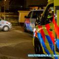 Overleden man in auto aangetroffen aan de Sperwerstraat in Dordrecht.