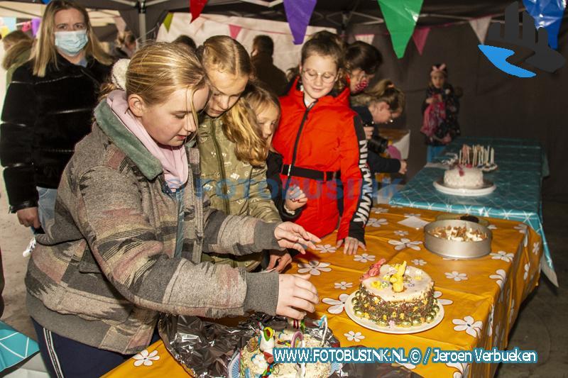 Heel Heerjansdam Bakt-Kids een groot succes.