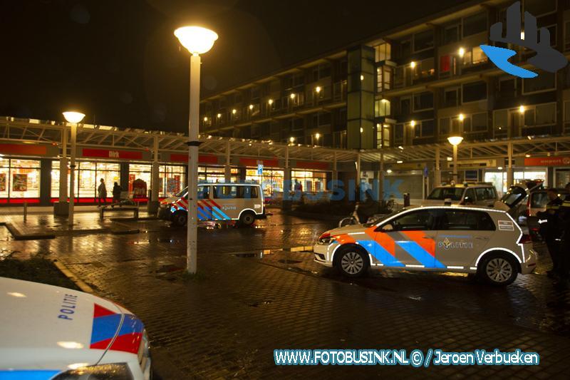 Gewapende overval op Dirk van den broek winkelcentrum Crabbehof