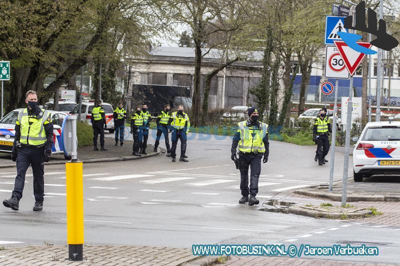 grote preventief fouilleeracties in Dordrecht.