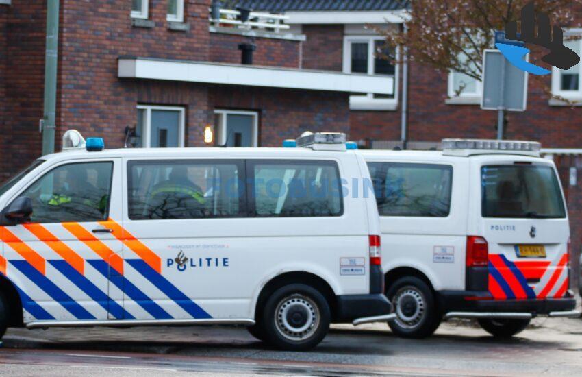 Steekpartij aan de Brouwerdijk in Dordrecht