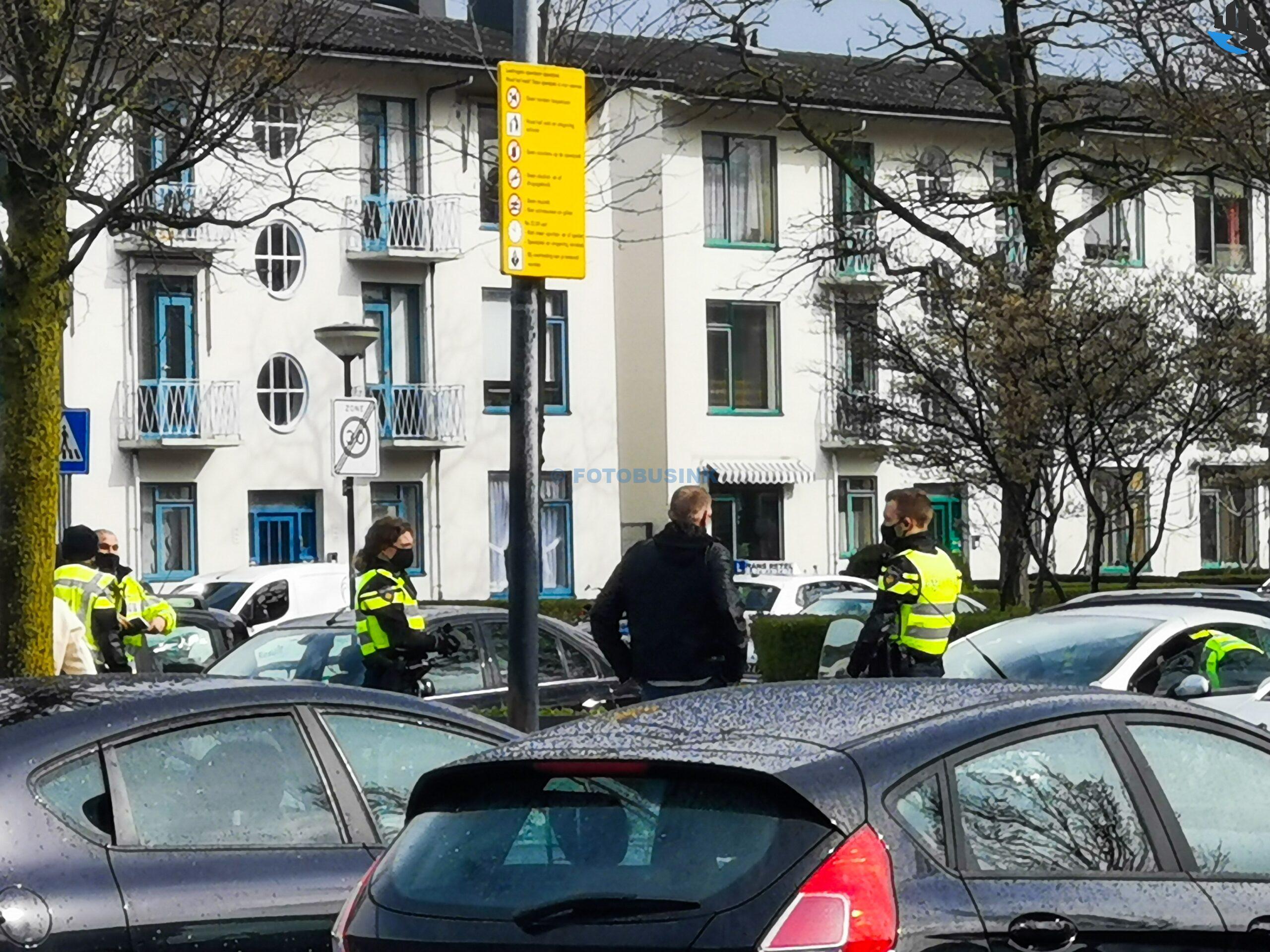 11 messen inbeslaggenomen bij grote preventief fouilleeracties in Dordrecht.