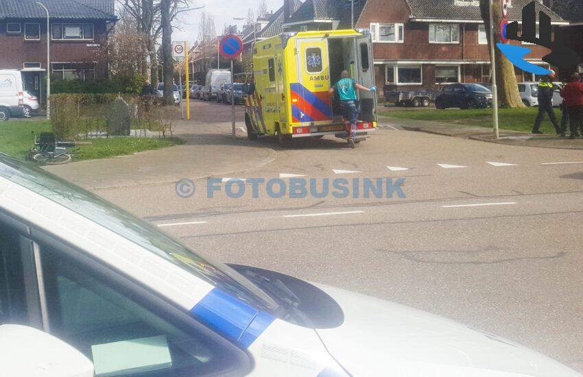 Aanrijding letsel Mollenburgseweg in Gorinchem