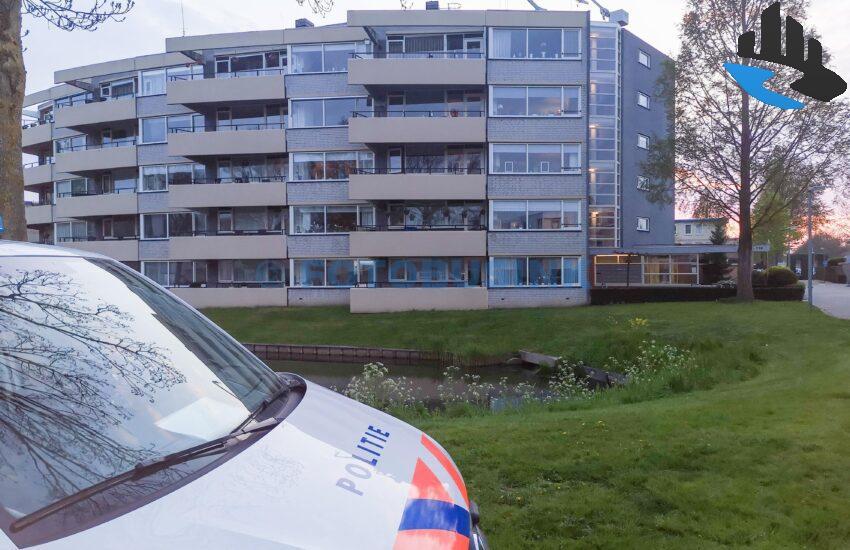 Dode en zwaar gewonde aan de Palissander in Dordrecht