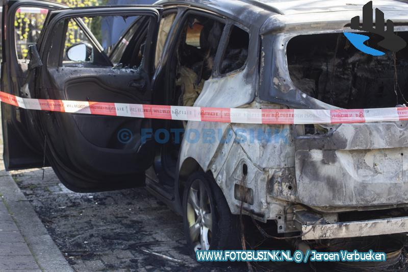 Eigenaar verliest voor tweede keer zijn auto na brandstichting
