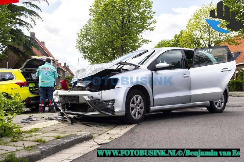 Derde ongeval binnen een maand aan de Willem Marisstraat in Dordrecht