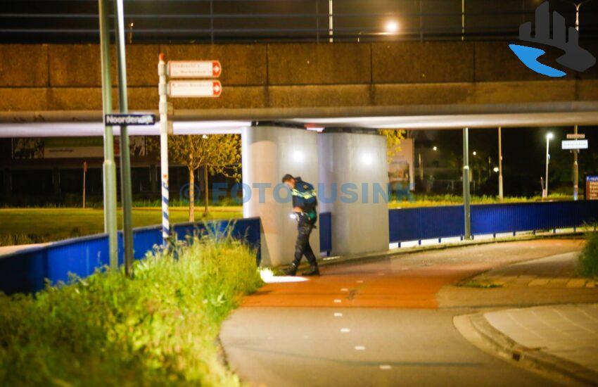Gewonde bij schietpartij aan de Hastingsweg in Dordrecht