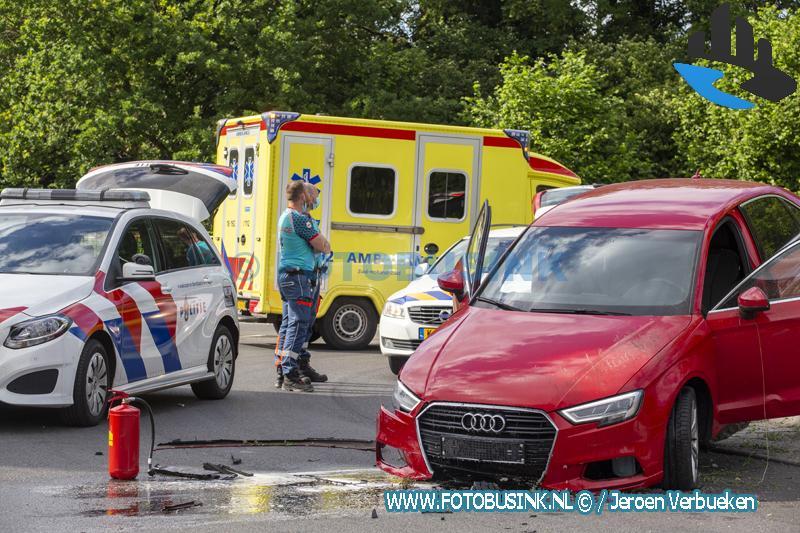 Drie aanhoudingen in Zwijndrecht na achtervolging gestolen auto