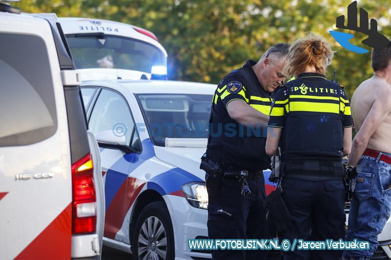 Man zwaar gewond naar ziekenhuis na steekincident aan de Ringdijk in Zwijndrecht