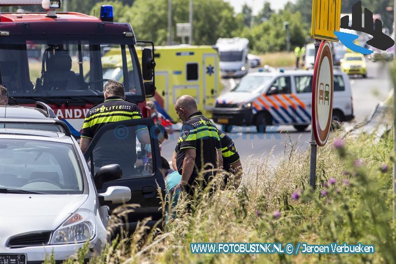 Dode en zwaar gewonde na ernstig ongeval N3 Papendrecht.