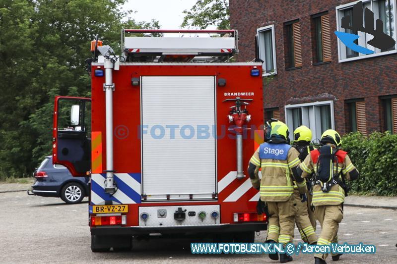 Brandweer opgeroepen voor brand bij Yulius in Sliedrecht