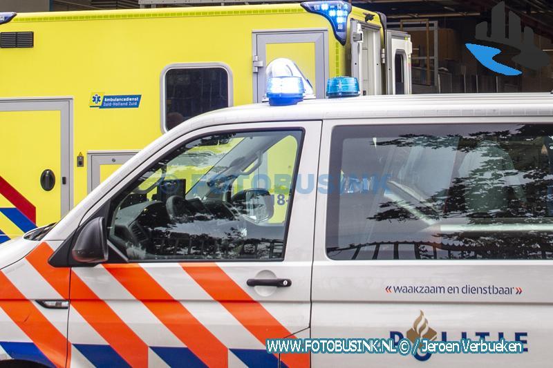 Man overleden na bedrijfsongeval bij Fokker in Papendrecht