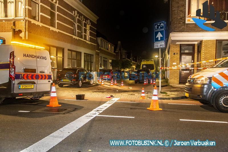 Twee agenten neergeschoten aan de De la Reystraat in Dordrecht