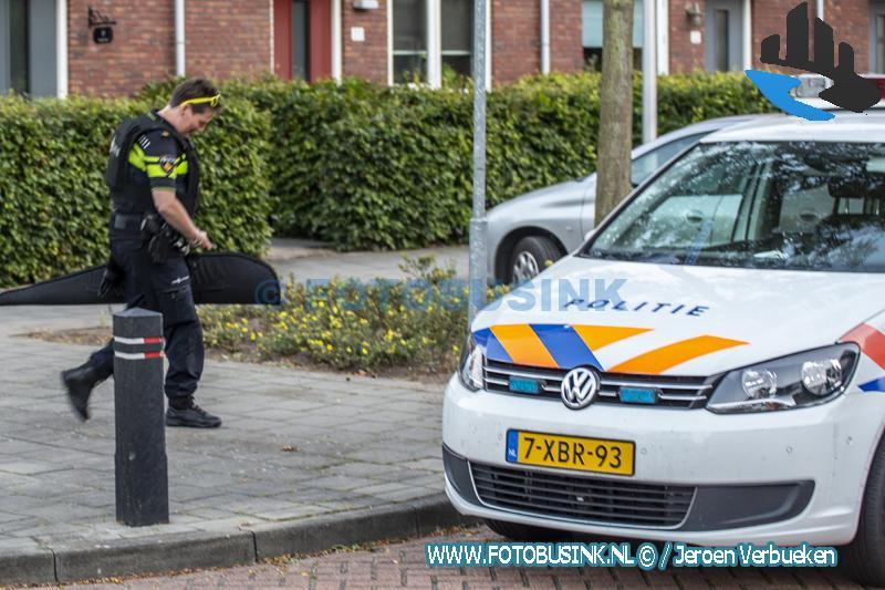Man schiet voorbijganger neer met luchtbuks aan de Pergolesilaan in Sliedrecht