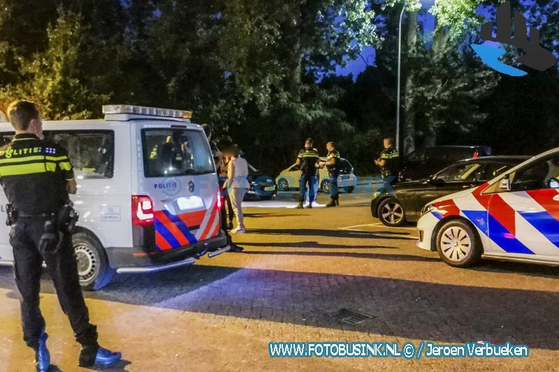 Politie neemt ketting en schroevendraaier in beslag na melding steekpartij aan de Baanhoekweg in Dordrecht
