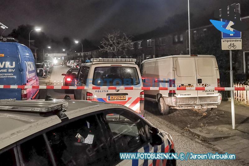 Schietpartij, Man beschoten aan de Vincent van Goghstraat in Dordrecht