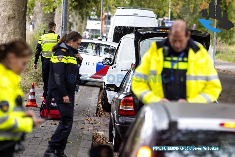 5 aanhoudingen bij grote politiecontroles in Dordrecht