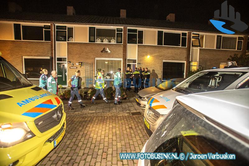 Man bij steekincident Papendrecht overleden aan de Guide Gezellestraat Papendrecht